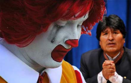 マクドナルド ボリビア 全店舗閉店 McDonald's_Closes_All_Their_Restaurants_in_Bolivia_bb