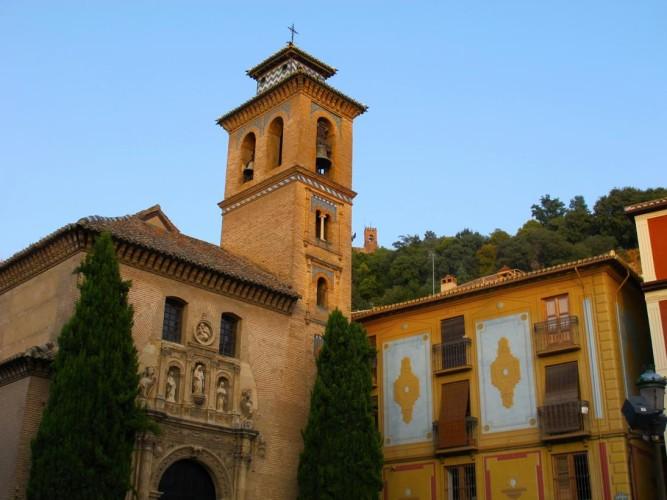 スペイン グラナダの街並