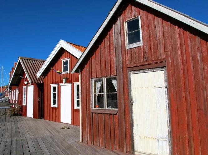スウェーデン ブーヒュースレーン