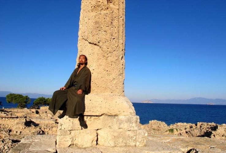 和服 ギリシャ